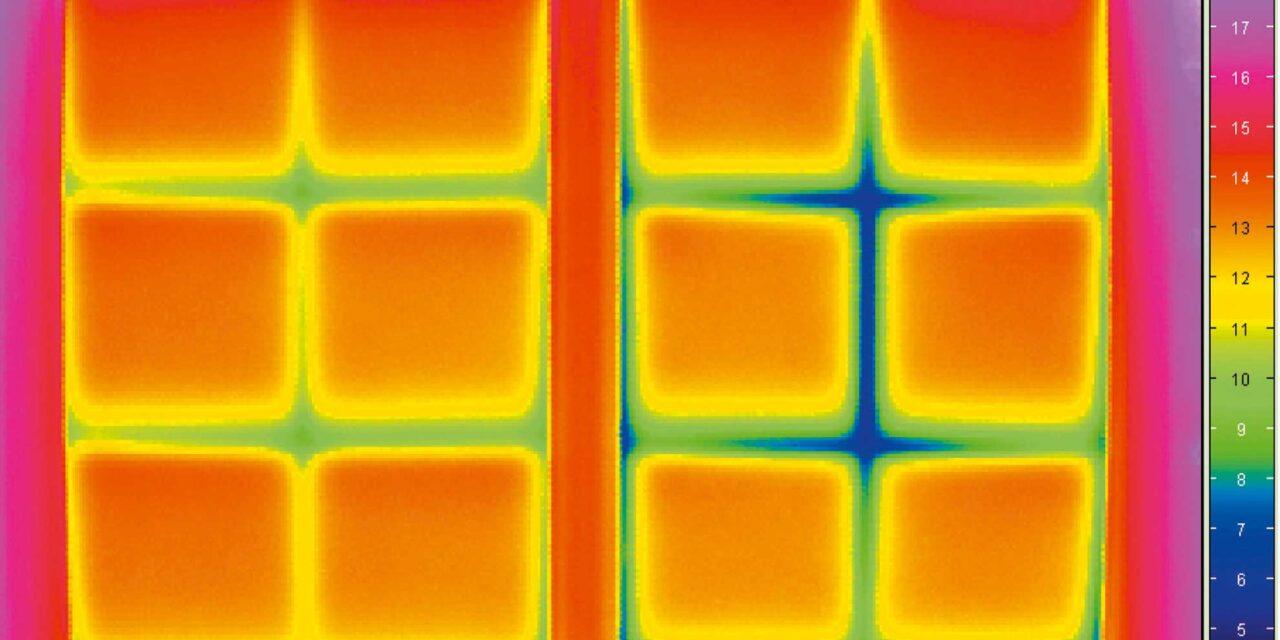 Wissenschaftlich bestätigt: Acht Prozent weniger Heizenergie mit Warmer Kante