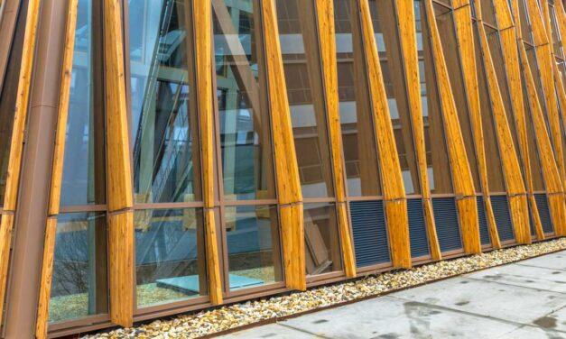 «Nachhaltigkeit beginnt bei der Gebäudehülle.»